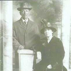 Simon and MamieGoldman